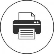 Impresora logo