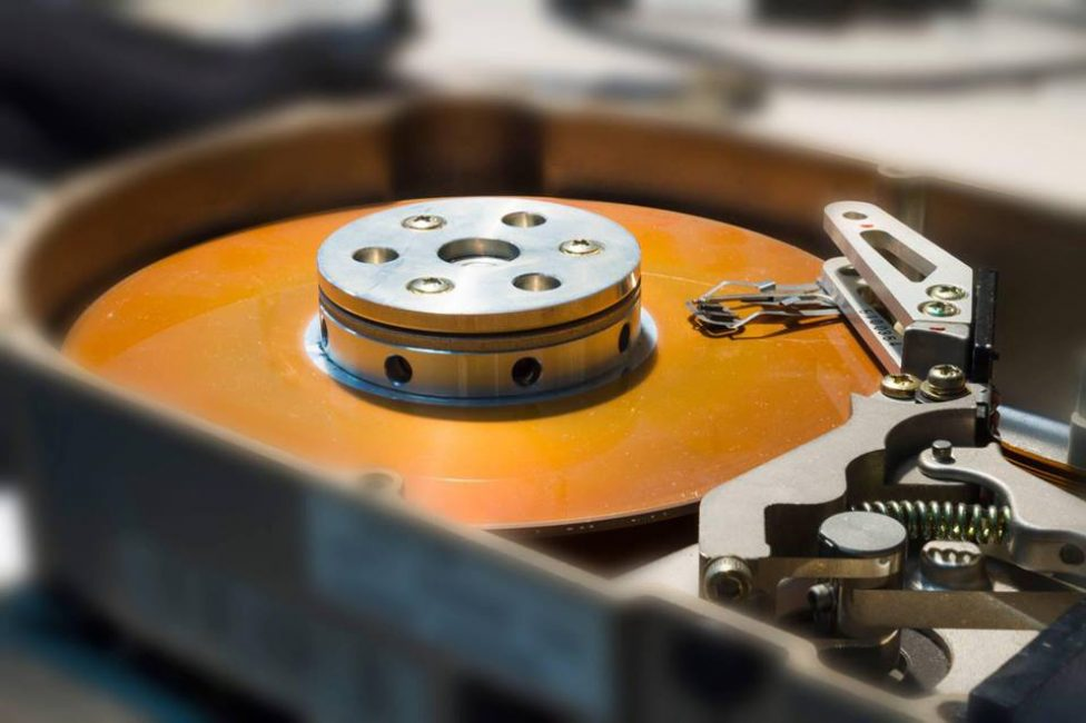 Tenemos discos duros